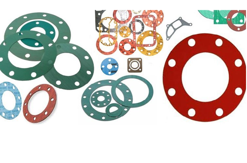 Silicone Gaskets Caf Gasket Manufacturer From Mumbai