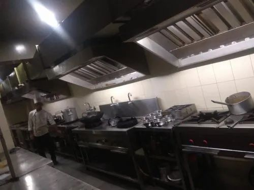 kitchen setup - Restaurant Kitchen Designing And Setup ...