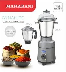 1100W Dynamite Maharani Mixer Grinder for Commercial