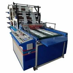 Automatic Degradable Bag Making Machine
