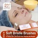 6 Pieces Rahul Phate's Soft Bristle Brushes For Packs And Peels
