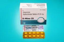 Imipramine 25 mg Tablets