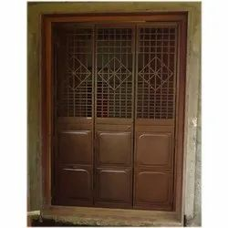 Balcony Safety Doors