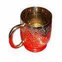 Brass Chiller Mug