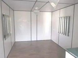 modular galvanizes portable cabin