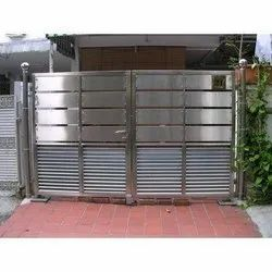 SS304 Stainless Steel Gate