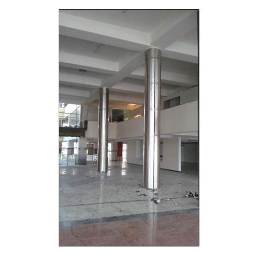 Ss Column Cladding Manufacturer From Pune