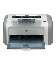 HP 1020 Plus Black & White Laserjet Single-Function Printer, Upto 15 ppm