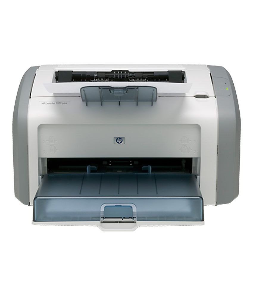 HP 1020 Plus Black & White Laserjet Single-Function Printer, Upto 15 ...