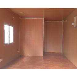 Office Container With Toilet