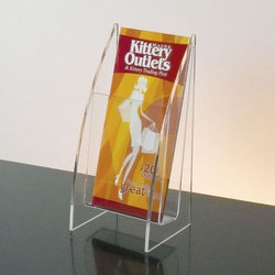 Acrylic Leaflet Stand