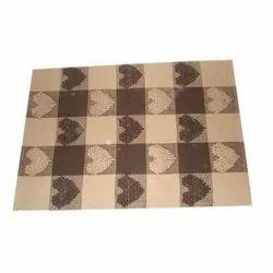 Rajat Overseas Rectangular Cotton Room Rug, For Floor, Packaging Type: Packet