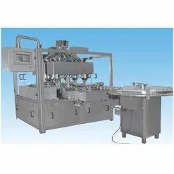 Six Head Powder Filling Machine
