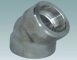 Stainless Steel Socket Weld Elbow Fitting 310