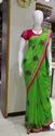Green Gorgeous Printed Party Wear Saree