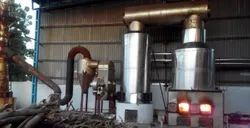 Thermic Fluid Heating System