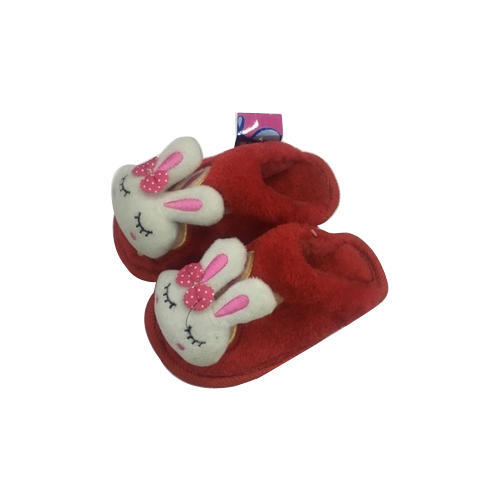 Red Baby Girl Slippers ce2c6c4fc