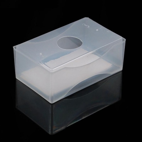 Business card plastic box at rs 5 piece visiting card boxes business card plastic box colourmoves