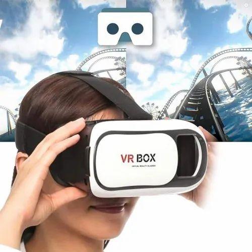 3D Virtual Reality VR box at Rs 115/piece | Virtual Reality Device ...