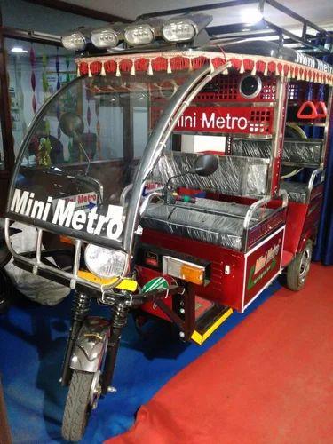 E Rickshaw And E Rickshaw Wholesaler Modifier Automobile India Pvt