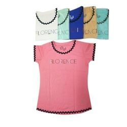 M To XL Cotton Ladies Casual Top