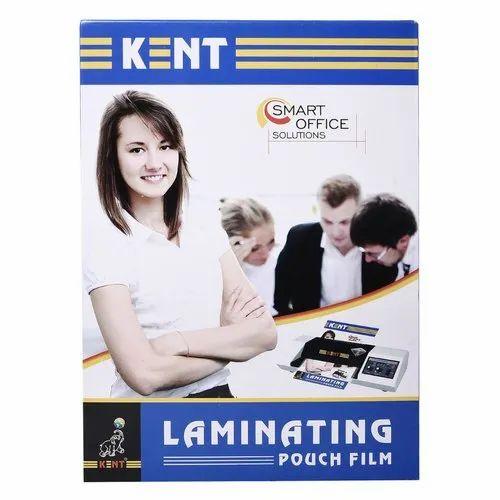 Plain Kent Laminating Pouch Film, For For Document Lamination