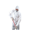 Vimal White Chemical Safety Uniform