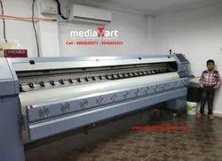 Flex - Vinyl - Fabric Printing, Dimension / Size: 10x10 Sft