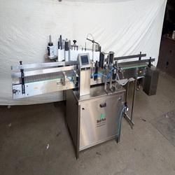 Automatic Adhesive Bottle Labeling Machine