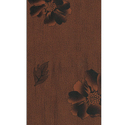 Black Brown Flower Laminated Board