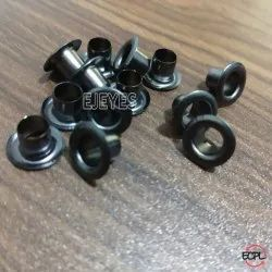 No. 600 Brass Eyelets Black Nickel