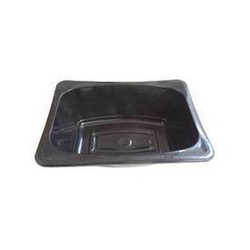 Black Disposable Pasta Trays