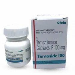 Temozolomide 100 mg Tablet