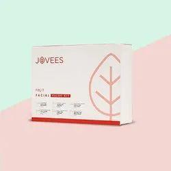 Cream Jovees Fruit Facial Value Kit