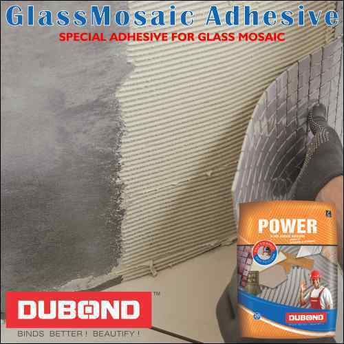 Gl Mosaic Tile Adhesive At Rs 1010 Pack Gandhinagar