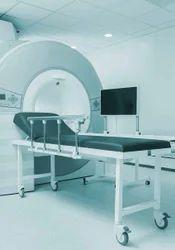 MRI Compatible Stretcher