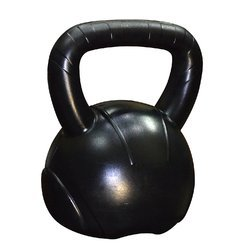 Presto PVC Sand Filled Kettlebell (5 KG AND 6 KG)