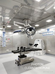 Steel Modular Operation Theater