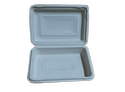 500 ml Biodegradable Clamshell
