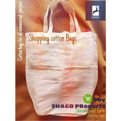 Shago Cotton Hand Bag for Grocery Shopping