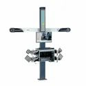 3D Wheel Alignment Machine - German