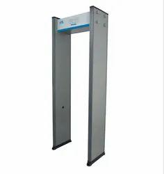 Essl Single Zone Standard : Walk Through Metal Detector D1010s