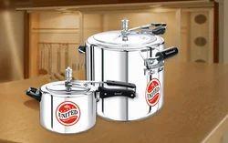 Regular Aluminium Inner Lid Pressure Cookers