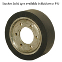 Polyurethane Stacker Wheels