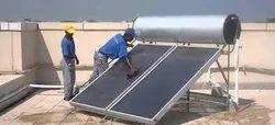 Solar Water Heater In Haldwani सोलर वॉटर हीटर हल्द्वानी