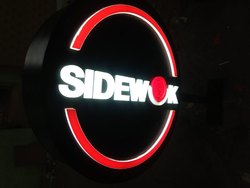 Glow 3D Sign Board