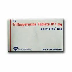 Trifluoperazine (1mg) Esapine Tablets