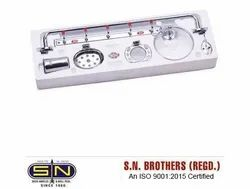 Stainless Steel Designer Bathroom Accessories Set