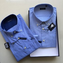 Linen Collar Neck Mens Casual Shirts