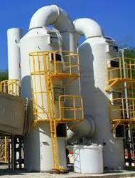 Dry Scrubber, For Steel Industry